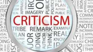 criticism